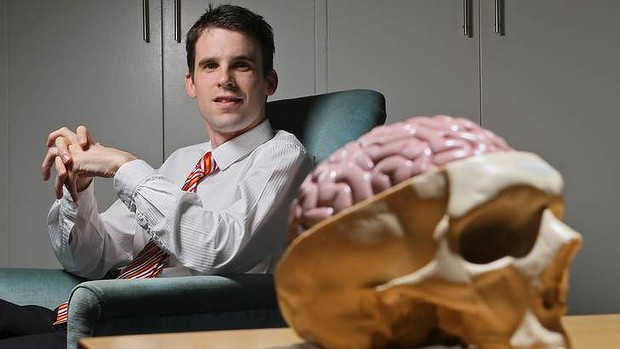 Dr Ben Buchanan brain psychologist