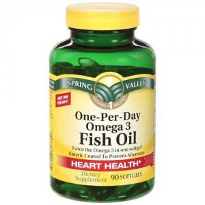 Mental health and st john s wort valerian and omega 3 for Best fish oil for adhd